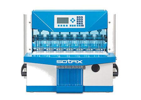 Sotax - Dissolution